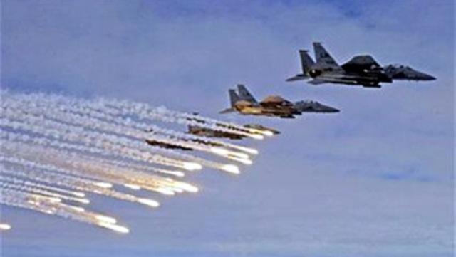 """التحالف الدولي يشن 19 غارة جوية ضد """"داعش"""""""