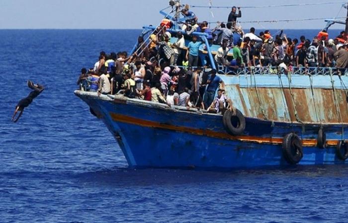 حبس 18 بينهم 4 من المتورطين فى غرق مركب رشيد