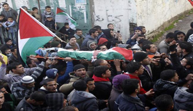 استشهاد فلسطيني رصاص الاحتلال