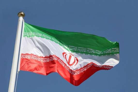 علم إيران