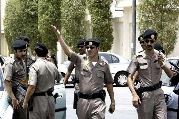 الأمن السعودي (أرشيفية)