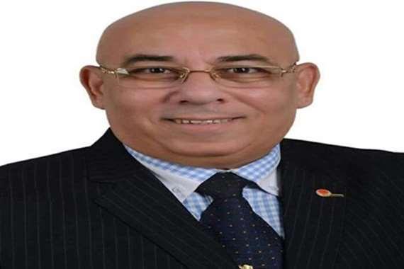 محمد الدهراوي، رئيس الاتحاد المصري