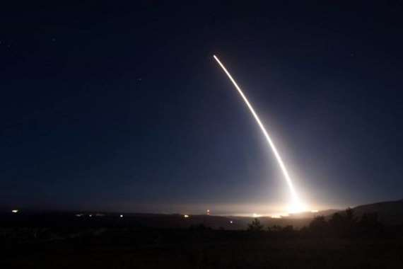 اعتراض صاروخ حوثي