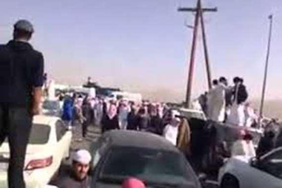 دهسه وأحرق جثته.. تنفيذ القصاص بمواطن سعودي