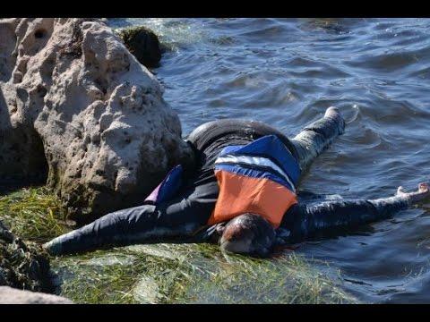 العثور على جثث 9 مهاجرين بينهم 3سيدات على شاطئ تركيا